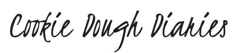 Cookie Dough Diaries
