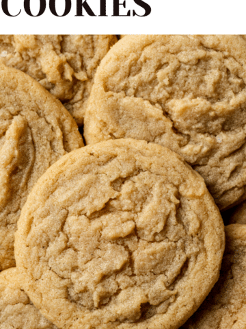 PEANUT BUTTER COOKIES WEB STORY COVER