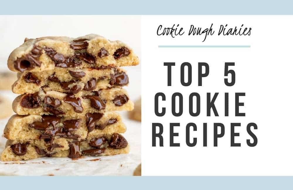 top 5 cookies e book