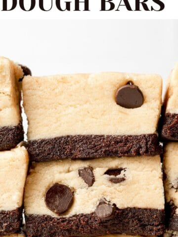 cookie dough bars web stories cover